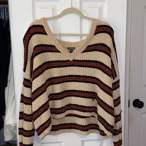 very soft wild fable sweater